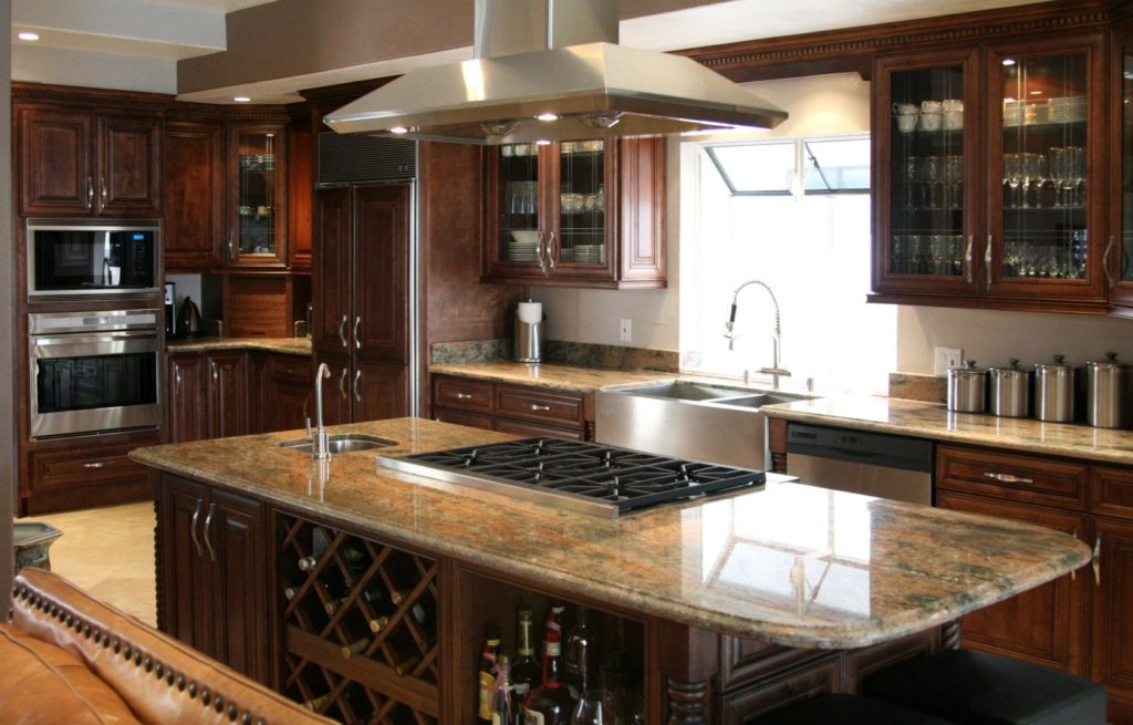 Tampa Custom Kitchen Remodeling Pros - countertops, bathrooms, renovations, custom cabinets, flooring-100